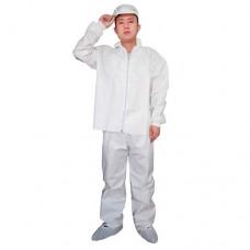 Chaqueta y pantalón S-PB desechable