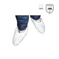 Cubre Zapatos CPE Ultrasonicos desechable
