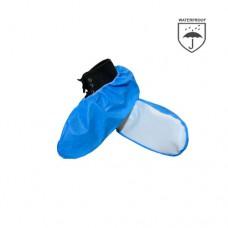 Cubre Zapatos SPP+PE con suela de PVC desechable