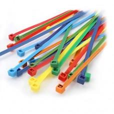 Bridas detectables de plástico